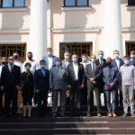 26 липня 2021 року, о 15 год. відбулась урочиста церемонія підписання контрактів між представниками шести університетів, які беруть участь у І етапі проекту «Вища освіта України» за підтримки ЄІБ та ЄС.